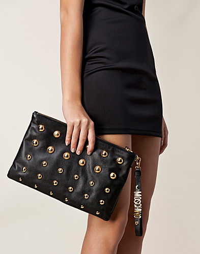 BAGS - MOSCHINO CHEAP & CHIC / TINDRA CLUTCH - NELLY.COM