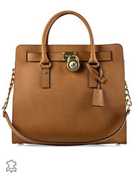 Michael Michael Kors Saffiano Leather Lg