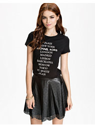 Michael Michael Kors Cities Logo Tee