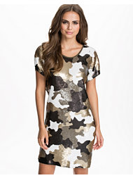 Michael Michael Kors Camo Dress