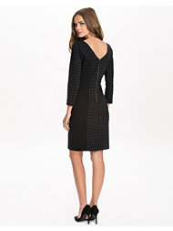 Michael Michael Kors Stud Vback Ponte Dress
