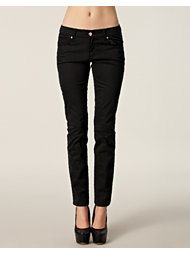 Versace Jeans Veronica Nero Trousers