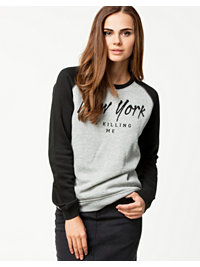 Puserot, New York Is Killing Me Sweater, Zoe Karssen - NELLY.COM