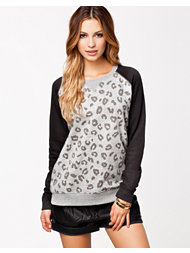 Zoe Karssen Leopard Sweat