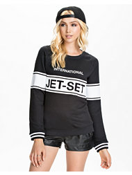 Zoe Karssen International Jet-Set Sweater