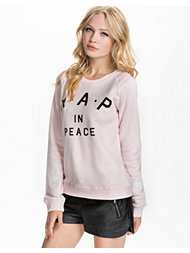 Zoe Karssen Rap In Peace Sweater