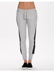 Zoe Karssen Slim Fit Tuxedo Sweat Pant