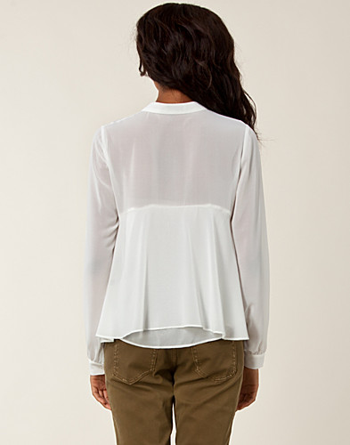 BLUSAR & SKJORTOR - SECOND FEMALE / JANE SHIRT - NELLY.COM