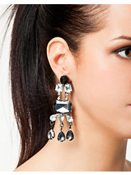 Just Female Frame Earrings