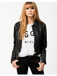 Just Female Wise Leather Jacket