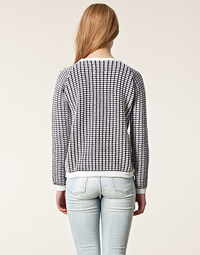 JUMPERS & CARDIGANS - SAVANNAH / HAILEY SWEATER - NELLY.COM