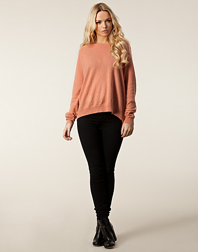 TRÖJOR - RÜTZOU / DUSTY SWEATER - NELLY.COM