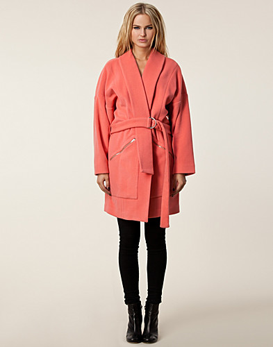 JACKETS AND COATS - DESIGNERS REMIX / TILDA COAT - NELLY.COM
