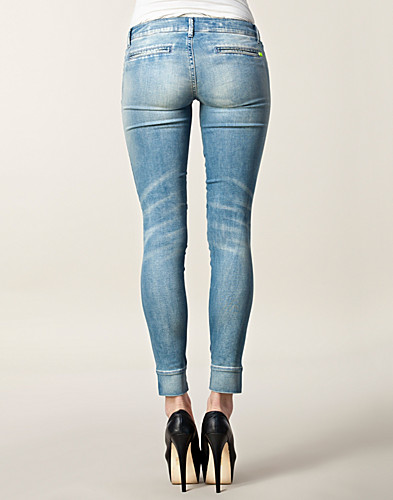 BYXOR & SHORTS - MET JEANS / GECHINOGE PANTS - NELLY.COM