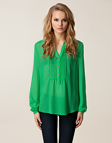 BLOUSES & SHIRTS - CUSTOMMADE / CHLOE BLOUSE - NELLY.COM