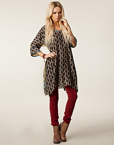 DRESSES - JOHNNY WAS / BELLE TUNIC - NELLY.COM