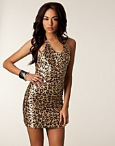 LEO RAVE SEQUIN DRESS