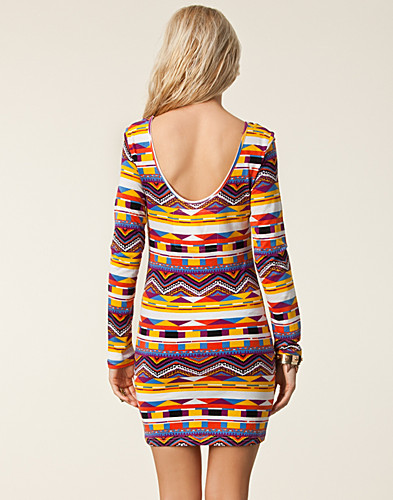 DRESSES - MAD LOVE / MANYANA BODYCON DRESS - NELLY.COM
