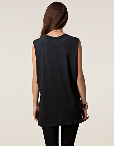 TOPPAR - UNIF / SUCK ONE SLEEVELESS TOP - NELLY.COM
