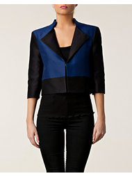 BCBG Max Azria Colorblocked Jacket