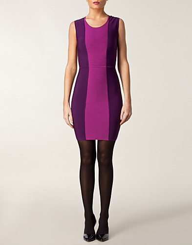 PARTY DRESSES - BCBG MAX AZRIA / PANEL DRESS - NELLY.COM