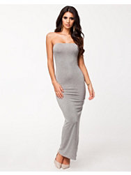 Club L Essential Boobtube Maxi Dress