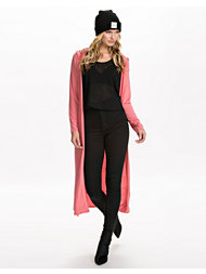 Club L Essentials L/S Hooded Long Kimono
