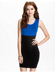 Club L Essentials Colourblock Bodycon Dress