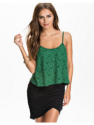 Club L Essentials Lace Cami Top