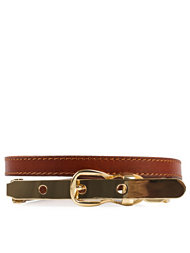 Mimi Blix For Nelly Grace Brown Belt