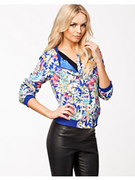 The Style Floral Jacket