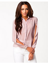 The Style Open Arm Blouse