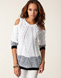 River Island - Cut Out Shoulder Cable