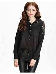 River Island Studded Boyf Shirt