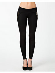 River Island Zip Front Legging