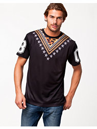River Island Mesh Tiger Neck Stars