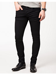 River Island Superskinny Freddy Black