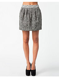River Island Animal Skirt