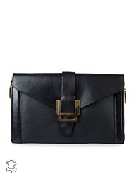 River Island Deco Detail clutch