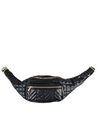 River Island Quilted Bum Bag