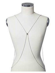 River Island Simple Body Harness
