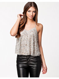 River Island Demi Embllished Cami