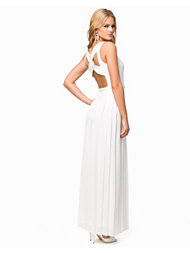 River Island Maxi Pleated Dress