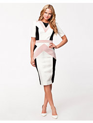 River Island Verity 3/4 Slv Vb Pencil