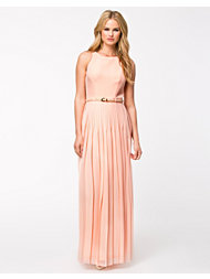 River Island Pleated Maxi Dress