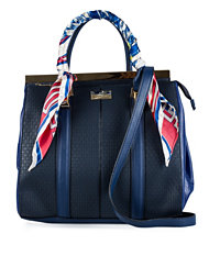 River Island Lady Bag Tote With Scarf