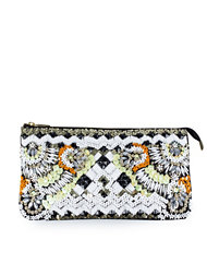 River Island Clutch Beaded