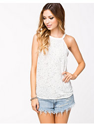 River Island Sparkle Cami Top