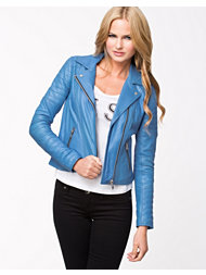 River Island Leather Biker