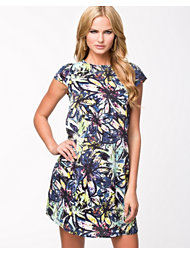 River Island Swing Pact Print Dress